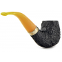 Трубка Peterson Rosslare Classic - Rustic XL90 (без фильтра)