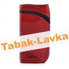 Зажигалка Colibri Falcon - LI 310 T12 (Metallic Red)