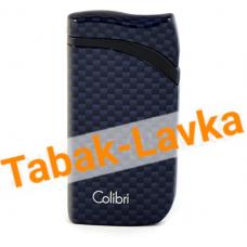 Зажигалка Colibri Falcon - LI 310 T8 (Carbon Blue)
