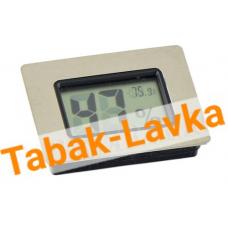 Термо-Гигрометр цифровой Арт. 596-505 (Chrome)