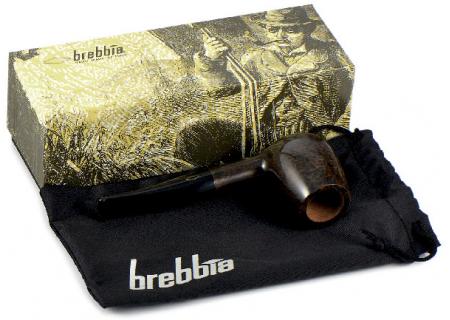 Трубка Brebbia - Junior - Noce 2735 (фильтр 9 мм)