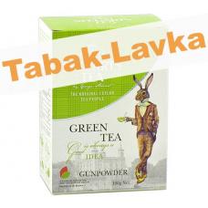 Чай Steuarts Gunpowder Green Tea - (100гр)