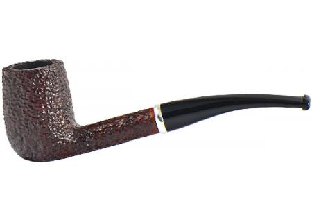 трубка Savinelli Tandem Rustic - 112 (без фильтра) - 2 мундштука