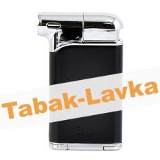 Зажигалка Colibri Pacific - LI 400 C5 (Black/Chrome) трубочная