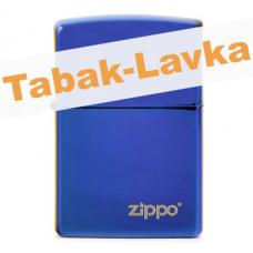 Зажигалка Zippo 29899 ZL - Indigo Zippo Lasered