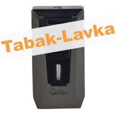 Зажигалка Colibri Slide LI850T12 - Black - Gunmetal (Сигарная)