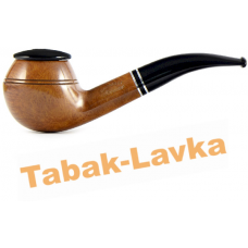 Трубка Savinelli Monsieur - Smooth 673 (фильтр 9 мм)