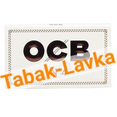 Бумага самокруточная OCB White DOUBLE №4