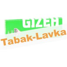 Бумага самокруточная Gizeh Fine (зеленая)