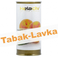 Чай Heladiv Черный - Peach (банка 100гр)