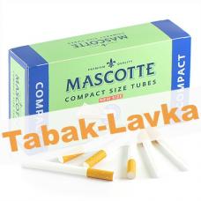 Сигаретные гильзы Mascotte COMPACT- 120 шт (New Size)