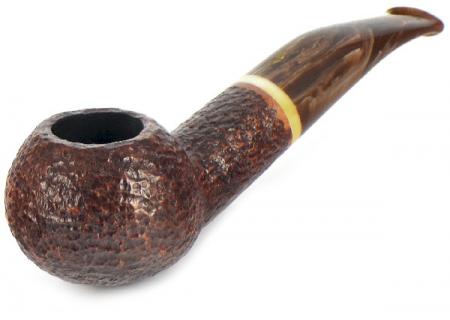 Трубка Savinelli Dolomiti - Rustic 321 (фильтр 9 мм)