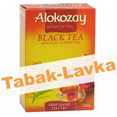 Чай Alokazay - Чёрный - (100 гр.)