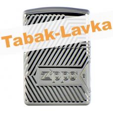 Зажигалка Zippo 29672 - Armor™ - Zippo Bolts- High Polish Chrome