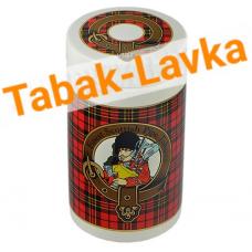 Банка для табака керамика Lubinski - «Шотландия» - DST02