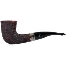 Трубка Peterson Sherlock Holmes - Rustic - Mycroft P-Lip (фильтр 9 мм)