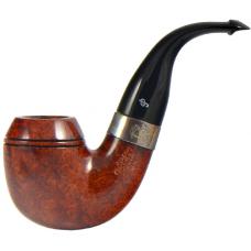 Трубка Peterson Sherlock Holmes - Smooth - Baskerville P-Lip (фильтр 9 мм)