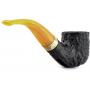 Трубка Peterson Rosslare Classic - Rustic 01 (без фильтра)