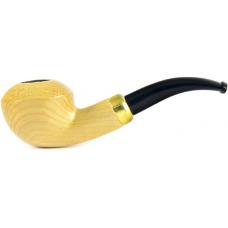 Трубка WoodPipe - Груша 007 - Светлая - (фильтр 9 мм)