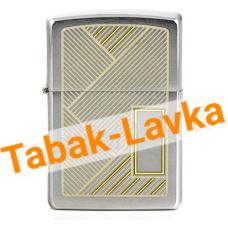Зажигалка Zippo 49209 - Diagonal Stripes Design
