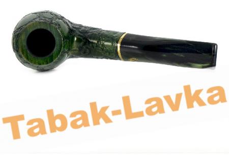 Трубка Savinelli Alligator - Green 677 (фильтр 9 мм)