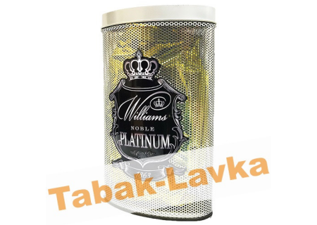 Чай Williams - Noble Platinum (черный Ассам) - (Банка 150гр)