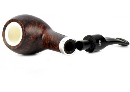 Трубка Gasparini Meerschaum 45 A (фильтр 9 мм)