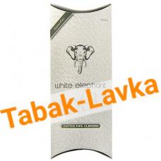 Ерши мягкие White Elephant белые (100 шт.)