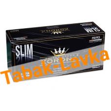 Сигаретные гильзы Korona - Slim (250 шт.)