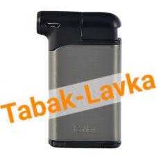 Зажигалка Colibri Pacific - LI 400 C8 (Gunmetal) трубочная