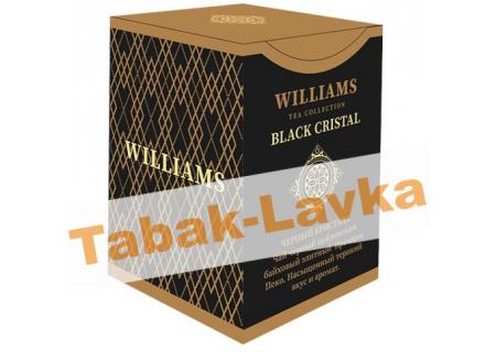 Чай Williams - Black Crystal (черный) - (200 ГРАММ)
