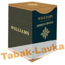 Чай Williams - Indigo Crystal (черный с чабрецом и цедрой лимона) - (100гр)
