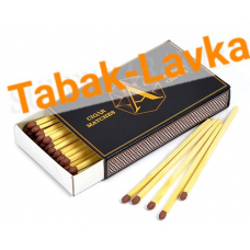 Спички сигарные с логотипом - Aristocrat