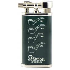Зажигалка трубочная Peterson - Арт 117 Green Clover