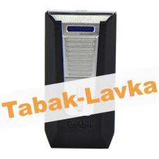 Зажигалка Colibri Slide LI850T5 - Black\Chrome (Сигарная)