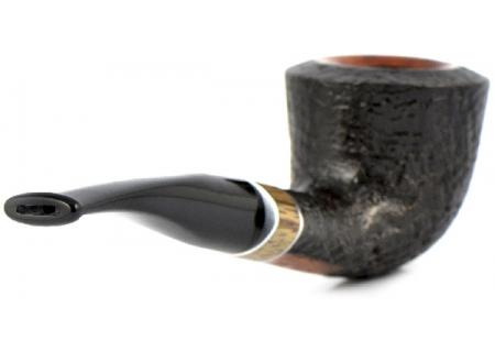 Трубка Barontini - Asti - Black Sand - 03 (Фильтр 9 мм)