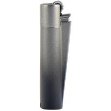Зажигалка Clipper - СМ055 (Black Gradient)