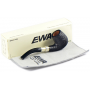 Трубка Ewa Silver Band Rustic 606 (фильтр 9 мм)