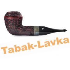 Трубка Peterson Sherlock Holmes - Rustic - Baker Street P-Lip (фильтр 9 мм)