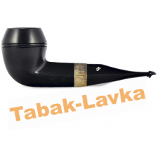 Трубка Peterson Sherlock Holmes - Ebony - Baker Street P-Lip (БЕЗ фильтра)