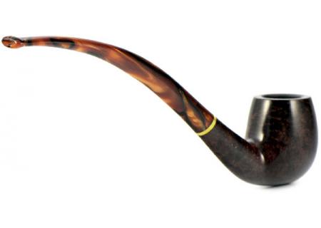 Трубка Savinelli Clark`s Favorit - Smooth (фильтр 6 мм)