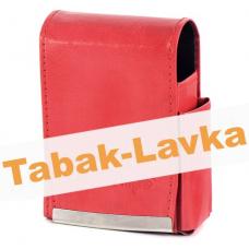 Футляр для пачки сигарет Angelo - Арт. 803300 (красный)