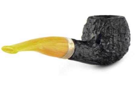 Трубка Peterson Rosslare Classic - Rustic 408 (без фильтра)