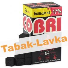 Уголь для кальяна Cocobrico 84 шт (больше на 17%)