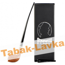 Трубка Stanwell - H.C.Andersen - 1 Light Brown  (без фильтра)