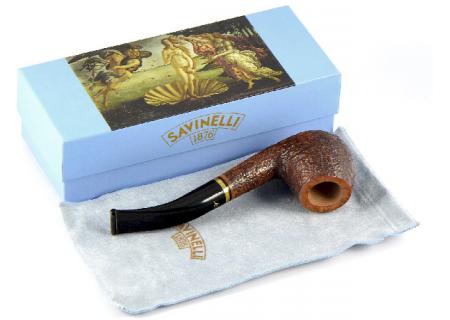 трубка Savinelli Venere - BrownBlast KS 636 (фильтр 9 мм)