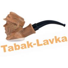 Трубка глиняная Parol - Арт. P50007 - Soldier Svejk (фильтр 9 мм)