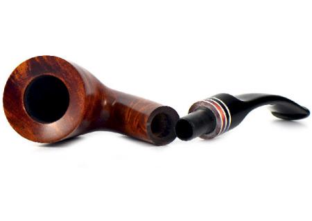Трубка Michelangelo - Classic - Naturale 001 (фильтр 9 мм)