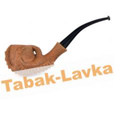 Трубка глиняная Parol - Арт. P50010 - Eagles Claw Outlet (средняя - без фильтра)
