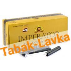 Сигаретные гильзы Imperator Black Carbon - УГОЛЬНЫЕ (200 шт.)